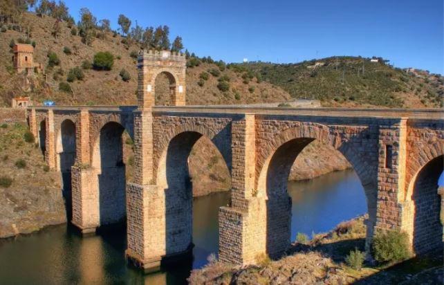 Puente Romano de Alcántara Turismo de Interior Cáceres