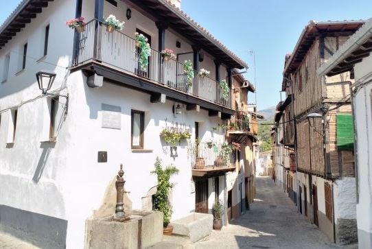 Hervás la Joya Turística del Valle del Ambroz Cáceres.